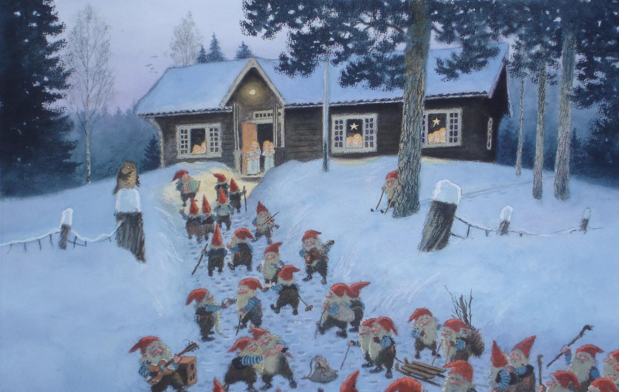Juletrefest i Skogheim 6.juledag
