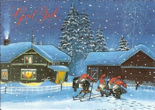Juletrefest Skogheim 6.juledag